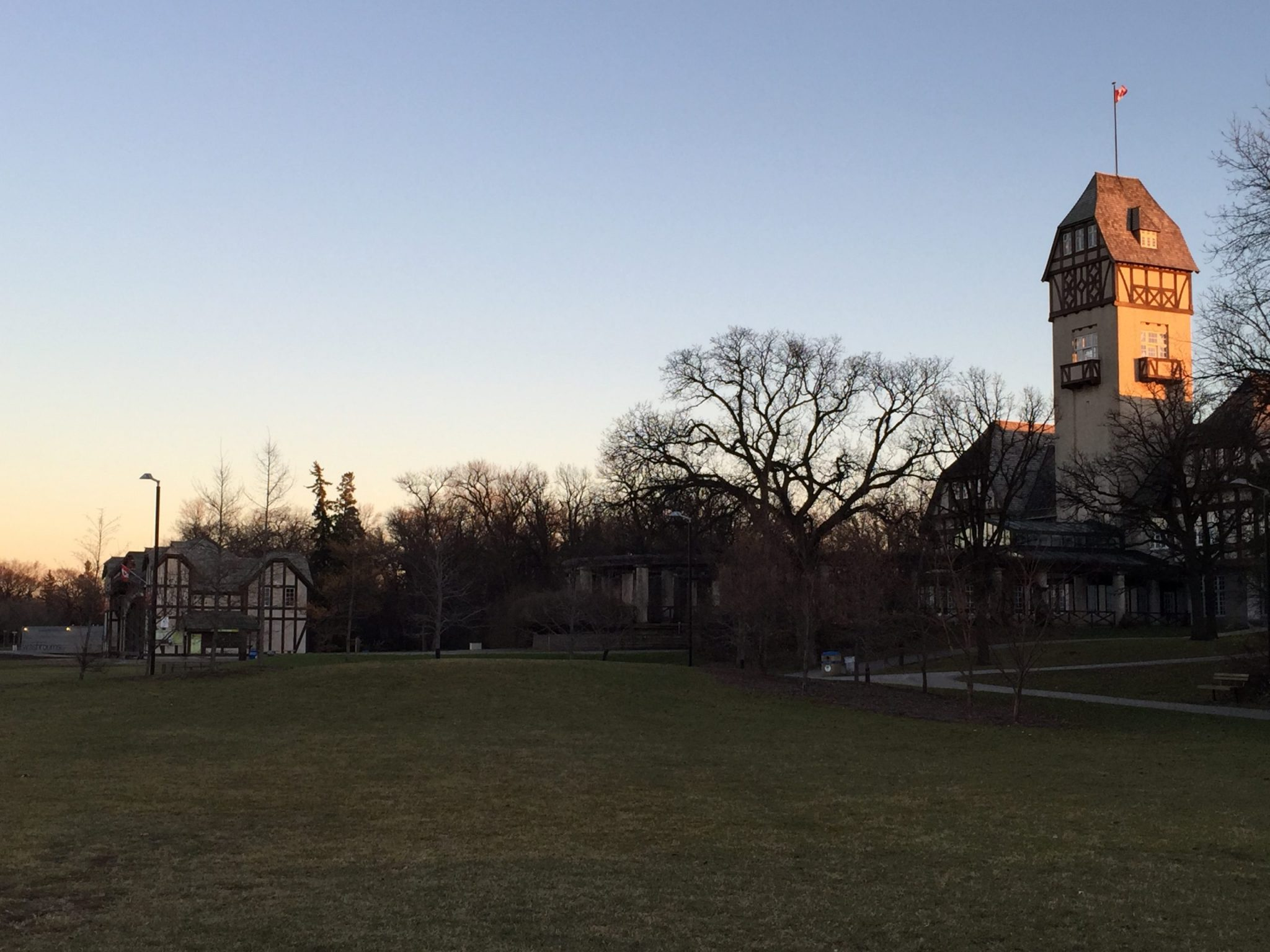 A photo of Assiniboine Park, one of the best things to do in Winnipeg