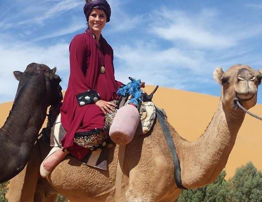 Teach Abroad in Spain: Meet Morgan Yearout
