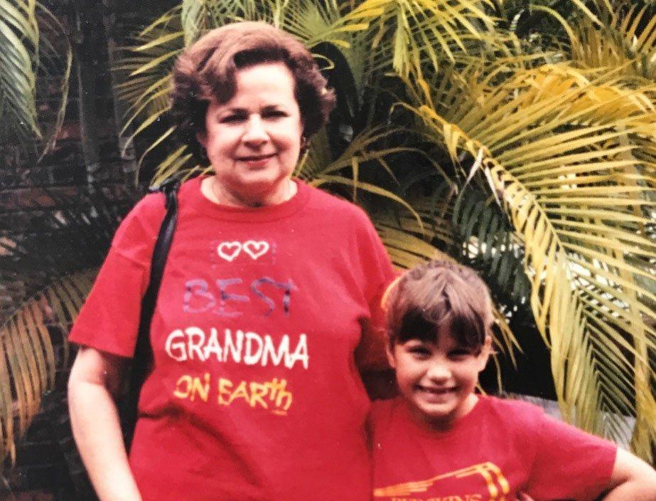 Grandma and Leesa