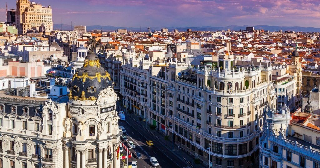 Studied Abroad in Madrid