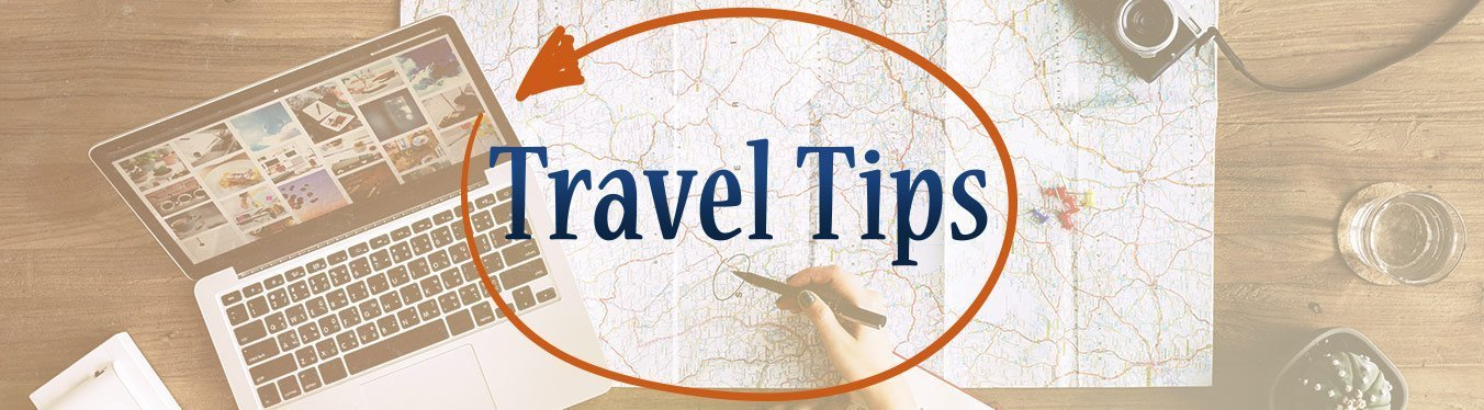 Travel tips is a guide for the fellow traveler.