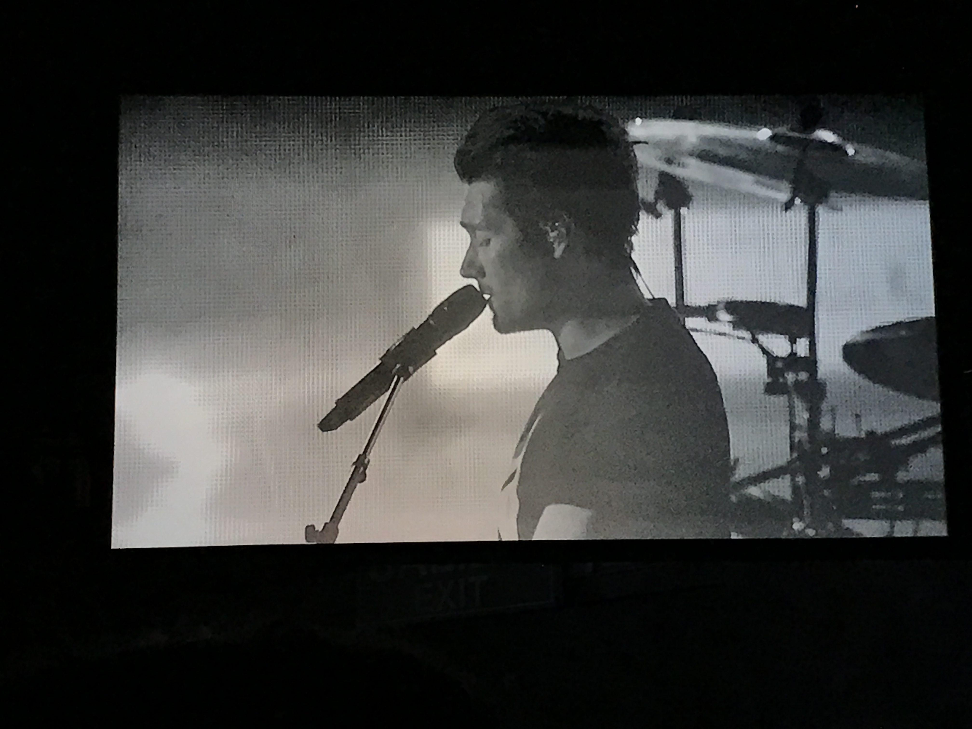 Bastille's concert