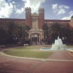 FSU fountain
