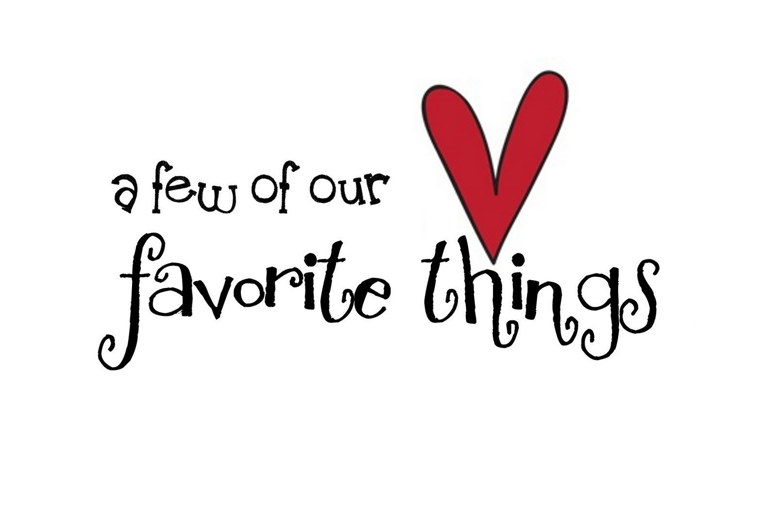 favorite things logo