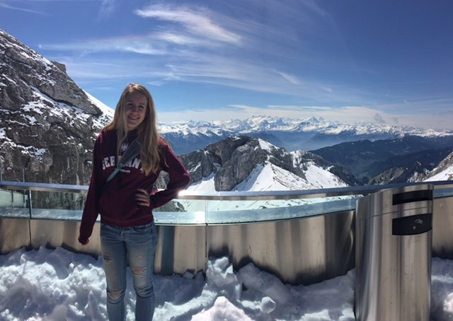 Travel Tales: Going to Europe