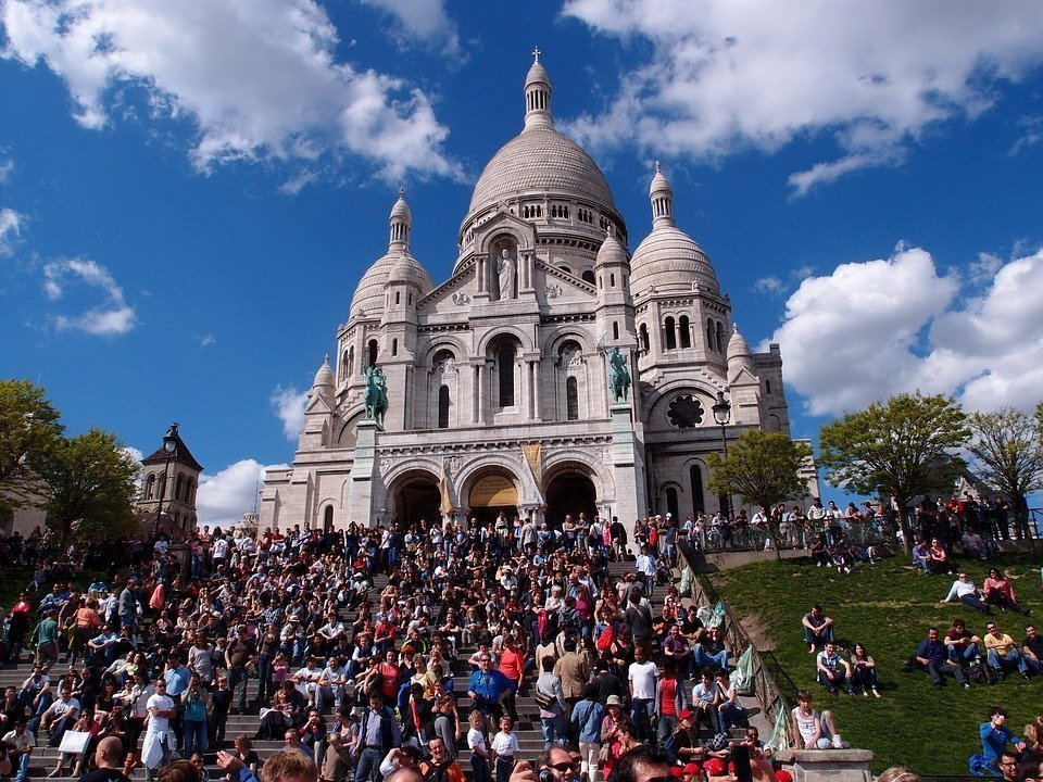 exploring Montmartre Paris travel abroad
