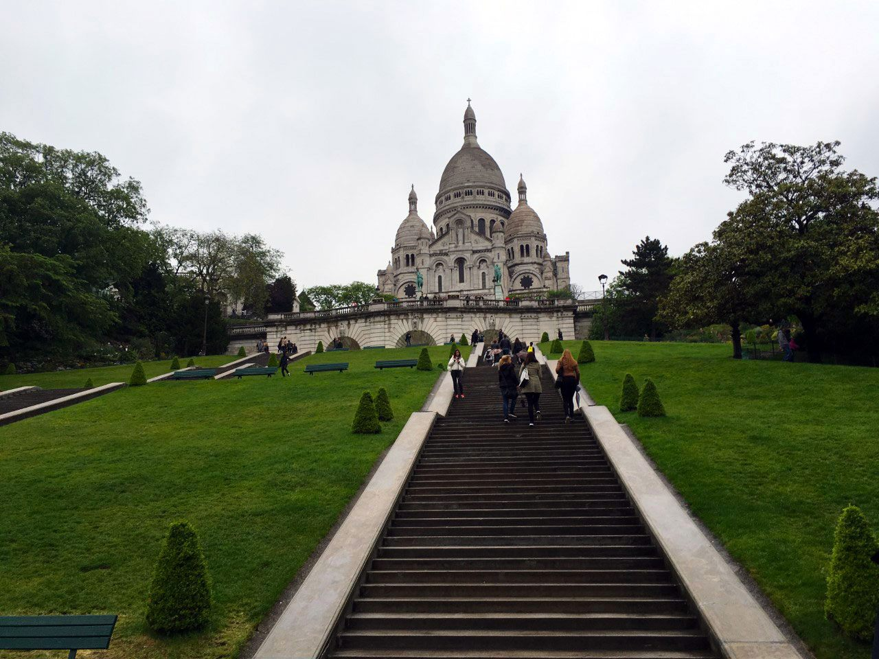 exploring Montmatre travel abroad paris beautiful