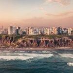 Peru lima food travel abroad tour downtown