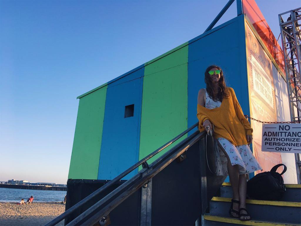 Berkeley Santa Cruz Boardwalk California San Francisco Skyline summer update travel abroad