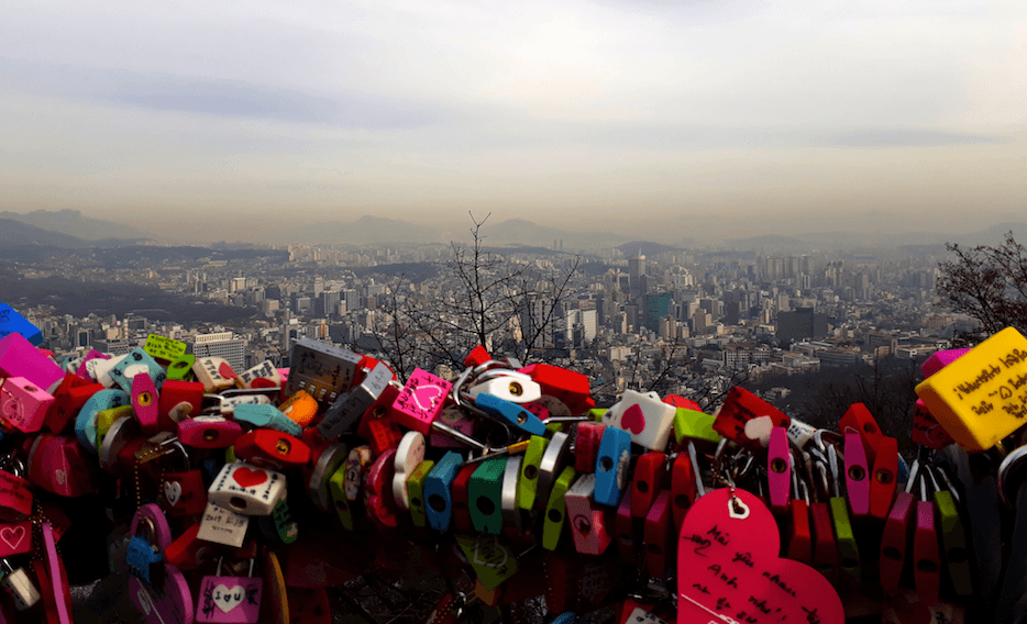 studying abroad in seoul south korea
