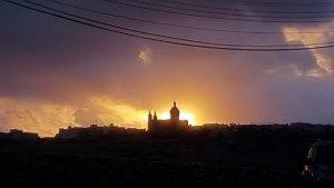 Malta sunset travel abroad