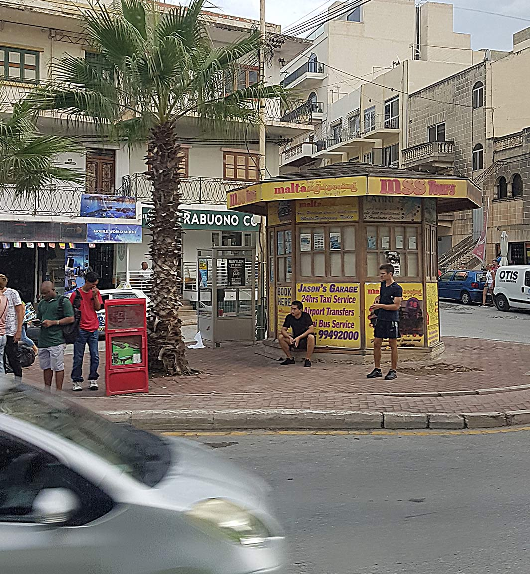 city abono gozo malta market