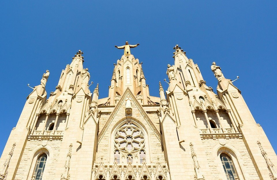 spain architecture church cathedral teach alex warhall