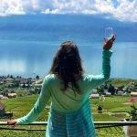 study abroad switzerland travel college michelle futo
