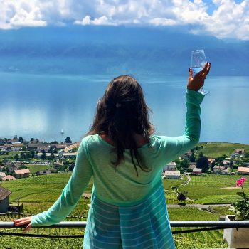 study abroad switzerland travel college michelle futo