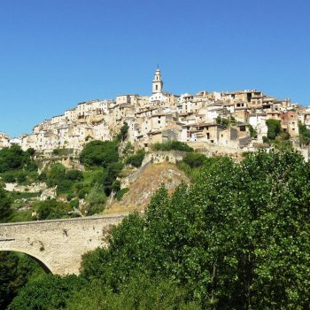 photo city bocairent city scape