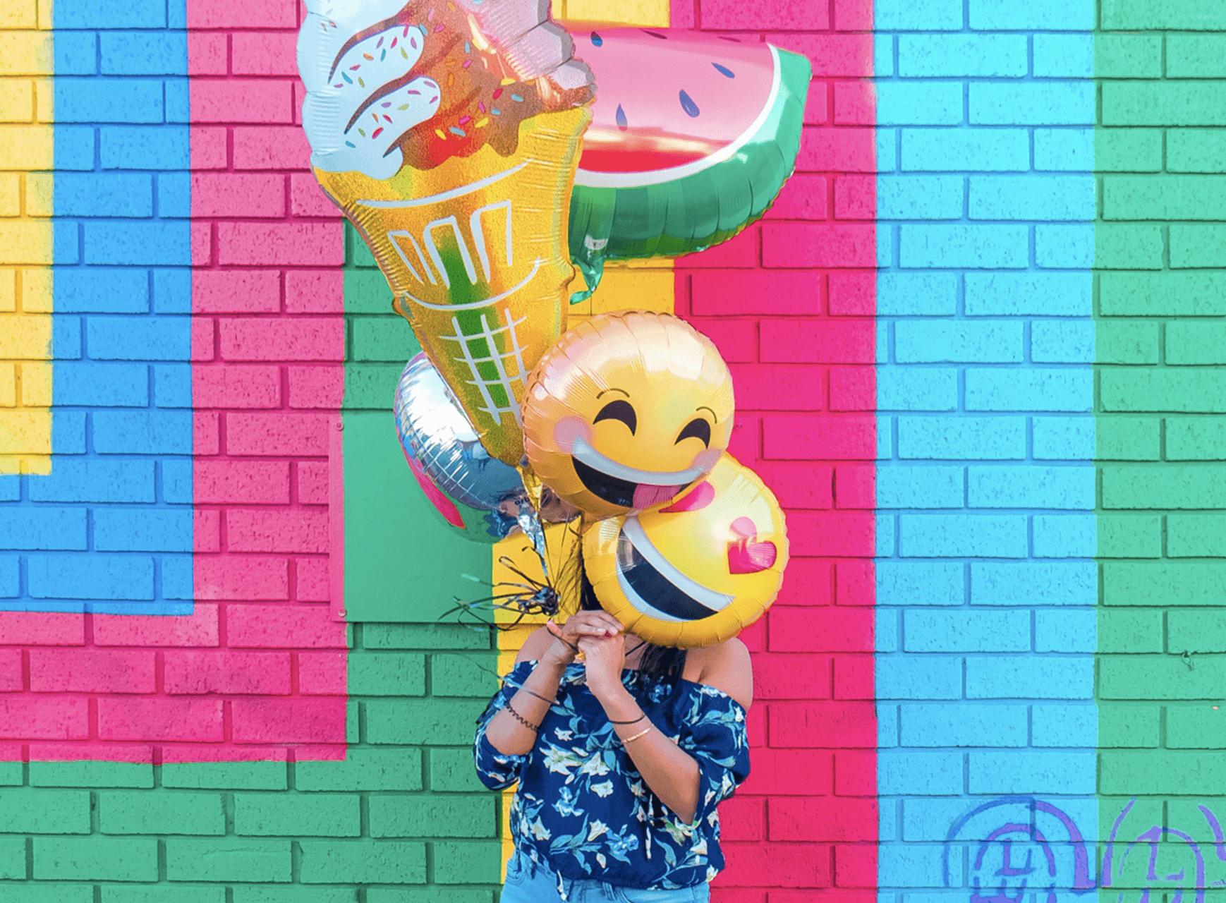 smile balloons happy blog