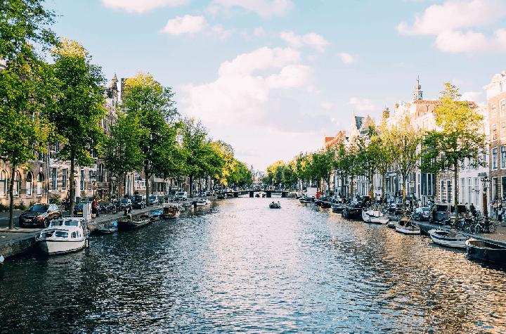 europes sin city amsterdam photo