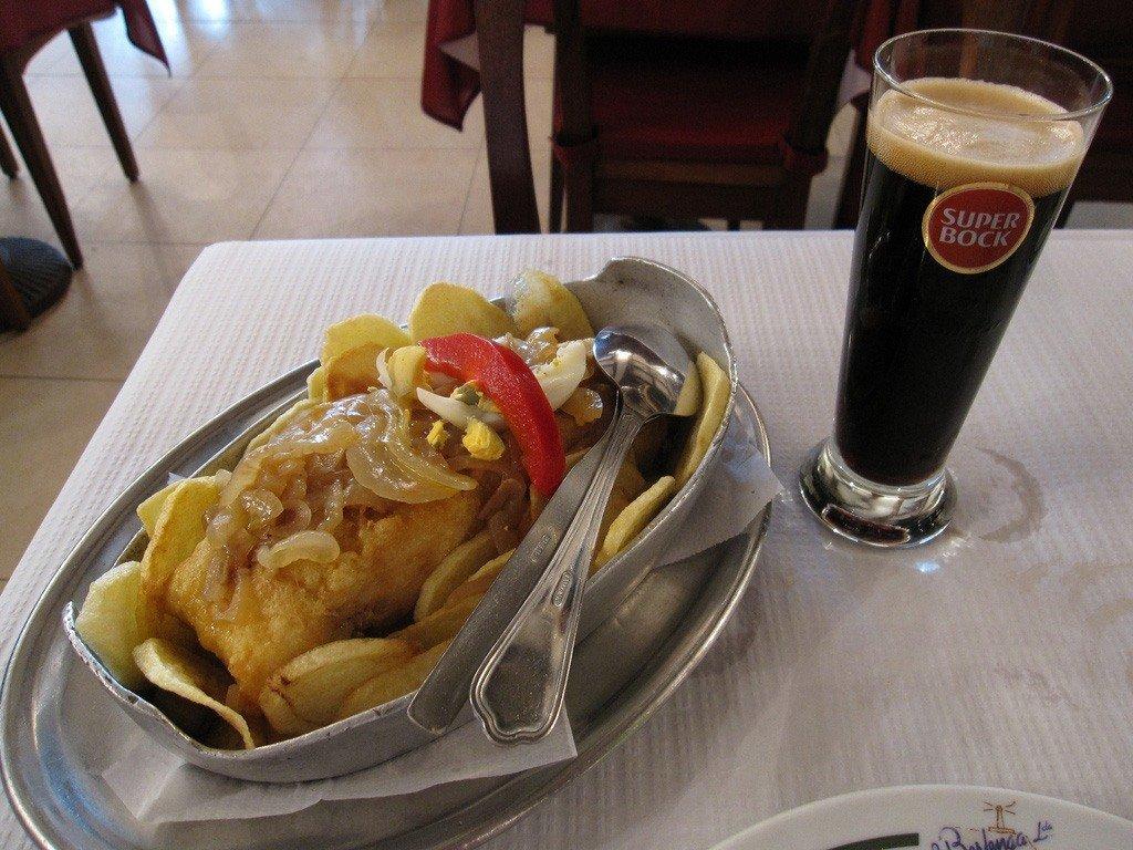 portuguese bacalao codfish