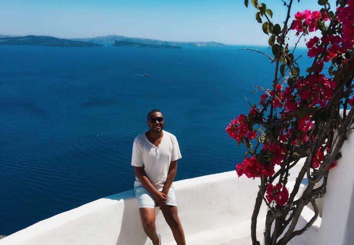 Adventure abroad Justin Hughes-Coleman