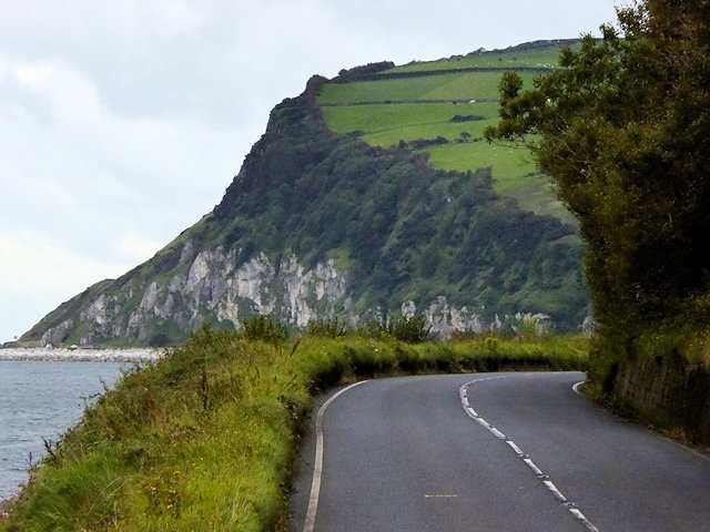 Coast Road Carnlough, Game of Thrones Tour