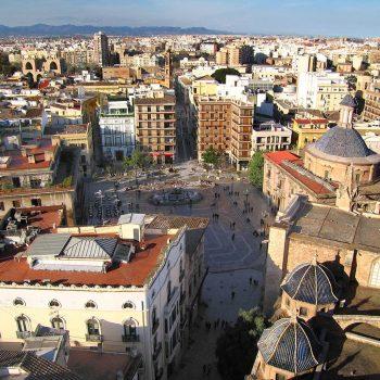 city valencia spain