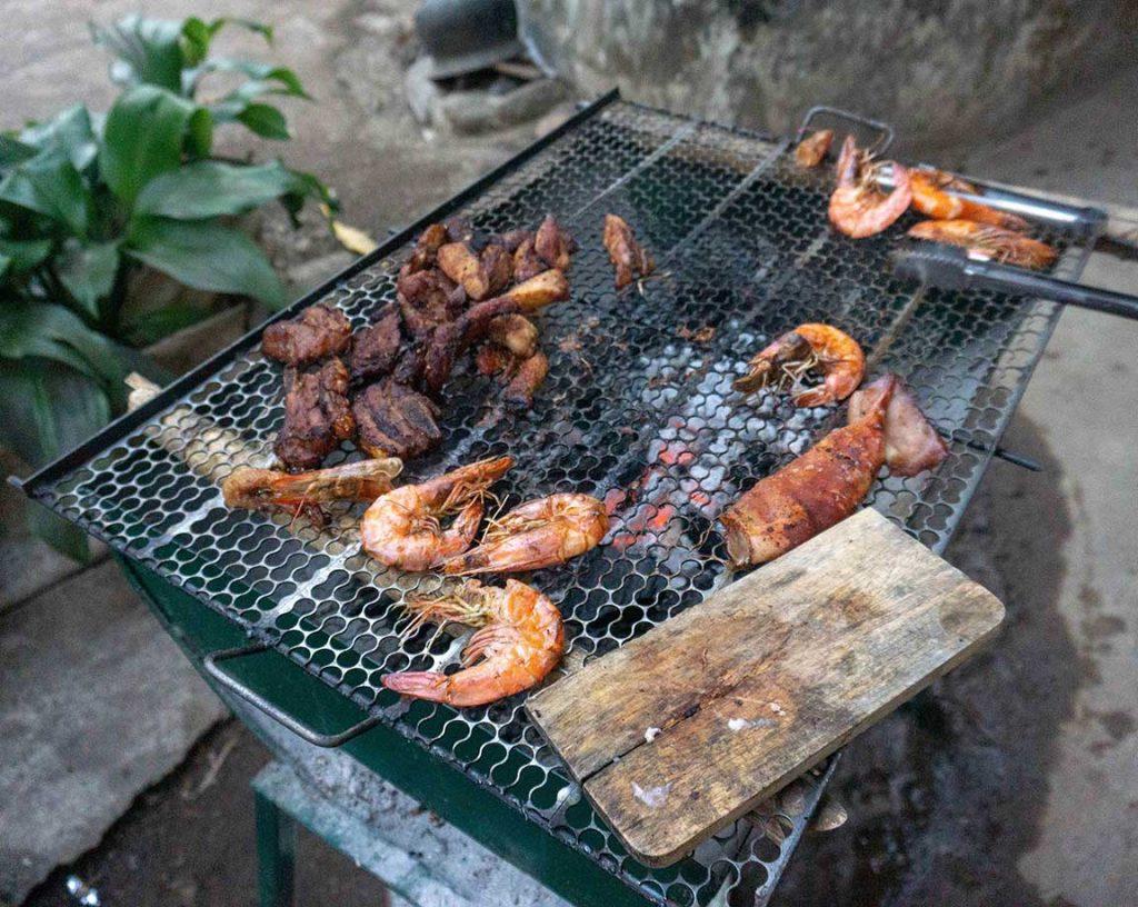 food at duara village