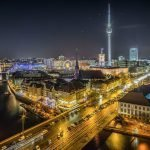 Berlin at night travel guide