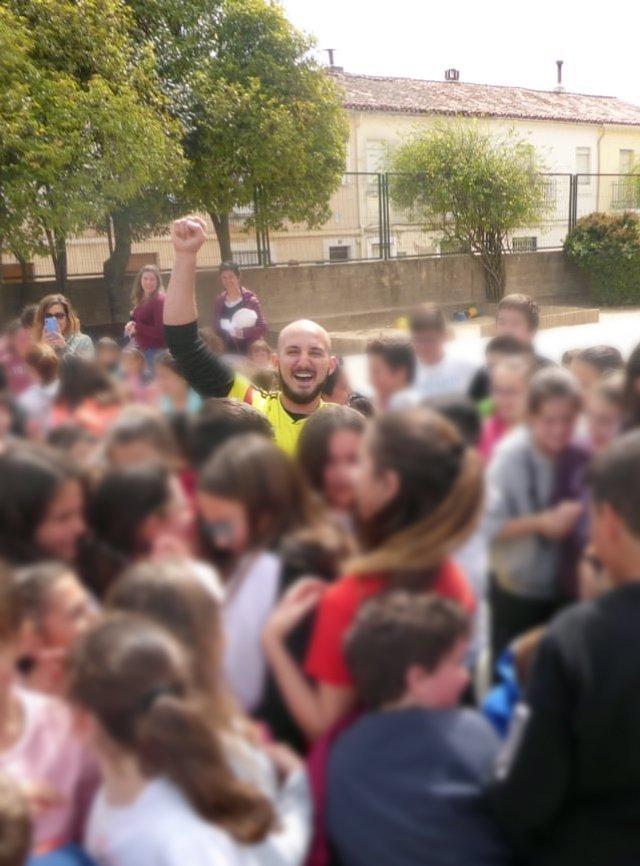 teacher abroad