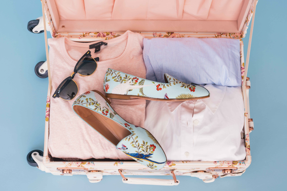 Packing for Traveling