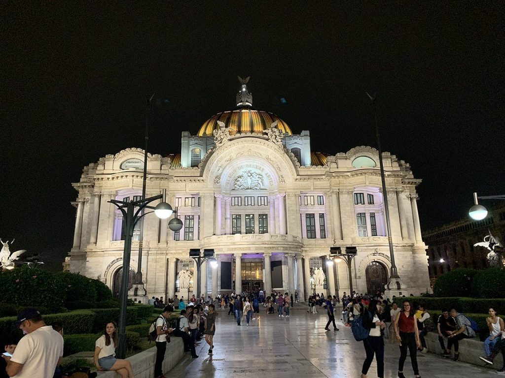 Trip to Mexico City
