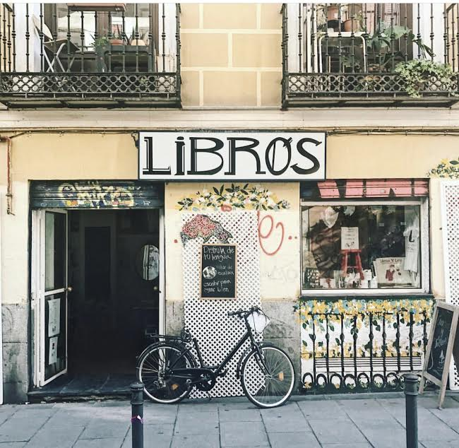 book store in spain libros