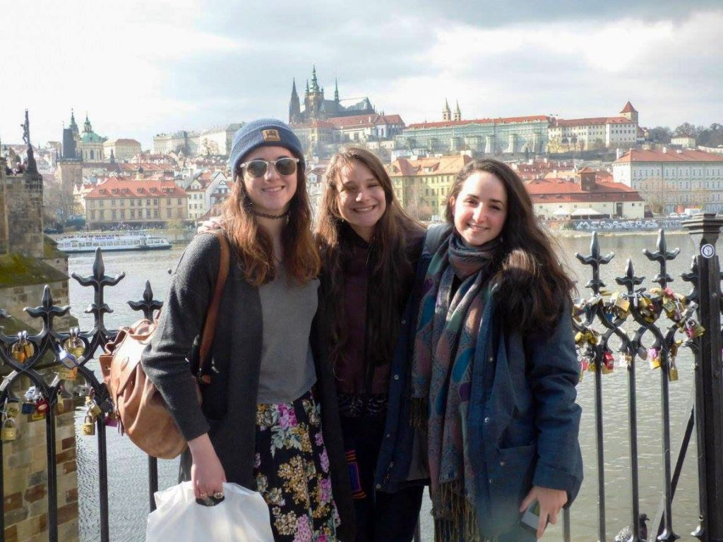 friends studying abroad in copenhagen denmark