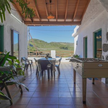 Artenatur holiday homes are perfect places for vegans to stay on the Canary Islands