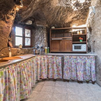 An Artenatur kitchen looks like something out of The Flintstones