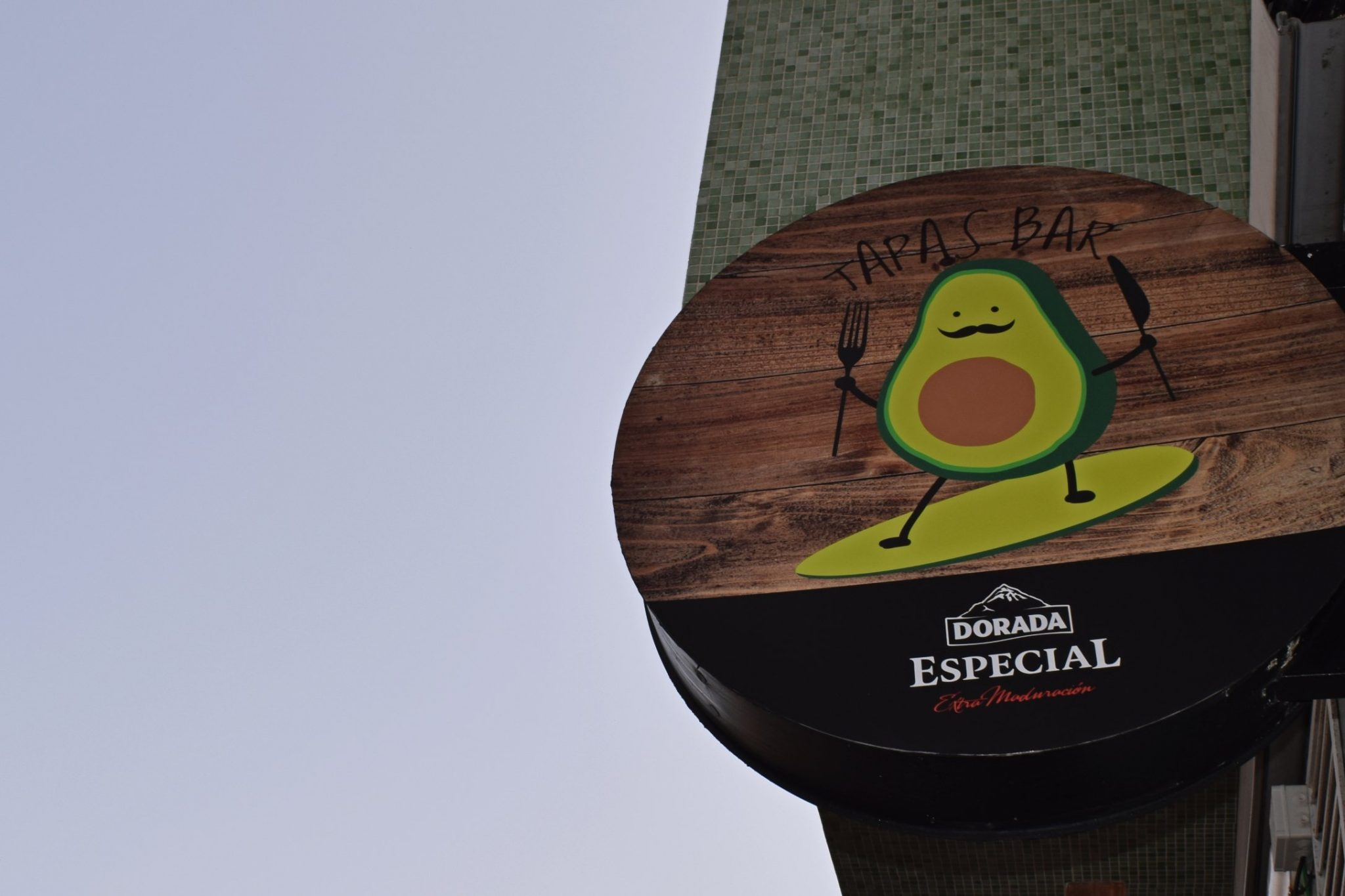 Avocadisimo Tapas Bar is the hot spot for any vegan avocado lovers.