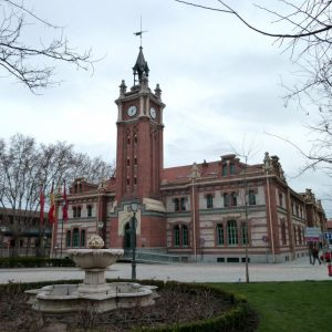 An Ayntamiento in Spain, one of the first places you need to visit when moving to Spain