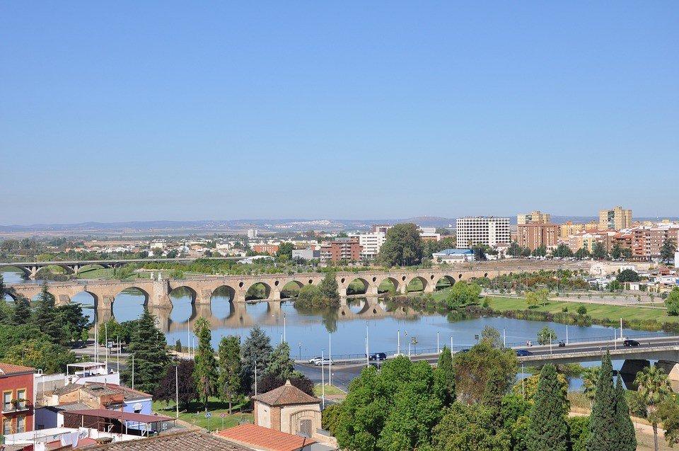Badajoz-Extremadura-spain