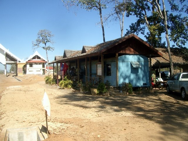 Basic Cabins for Rent in Laos