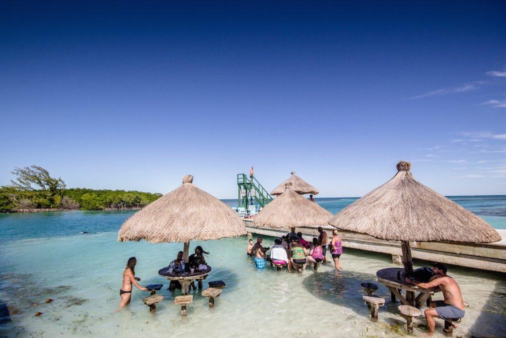 The Split, Belize