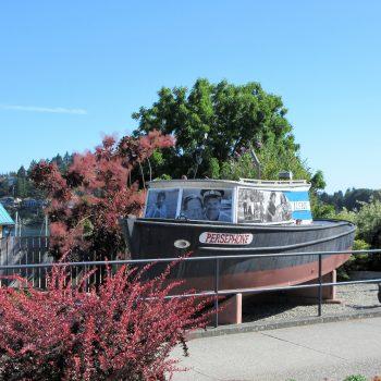 The Persephone fishing boat