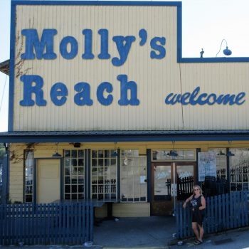 Iconic Molly's Reach
