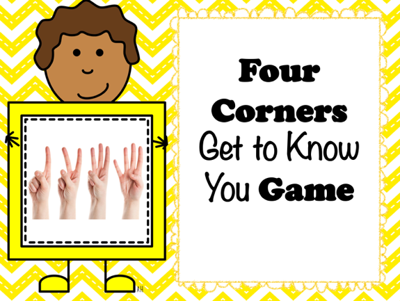 A graphic introducing virtual Four Corners