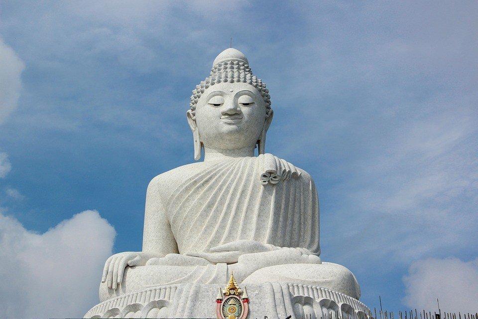 Buddha Thailand Buddha Phuket Buddhism