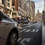 Gran Via Francisco in Madrid, Spain