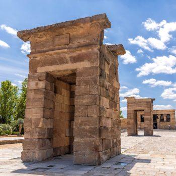 The Templo de Debod