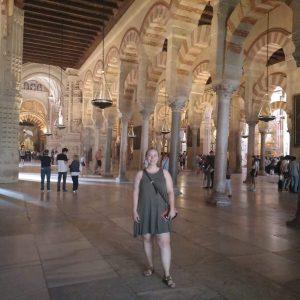 Kristen in Córdoba
