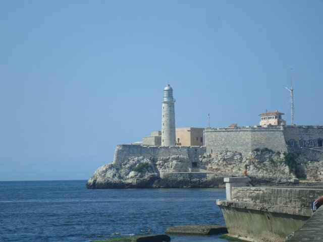 El Morro, the lighthouse