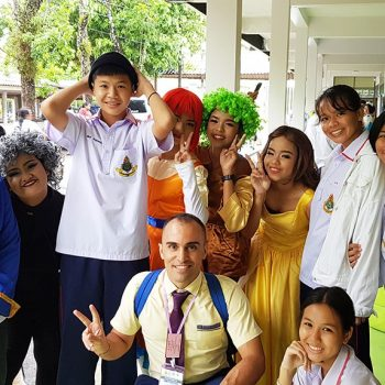 Day-To-Day Life Teaching at a Thai School