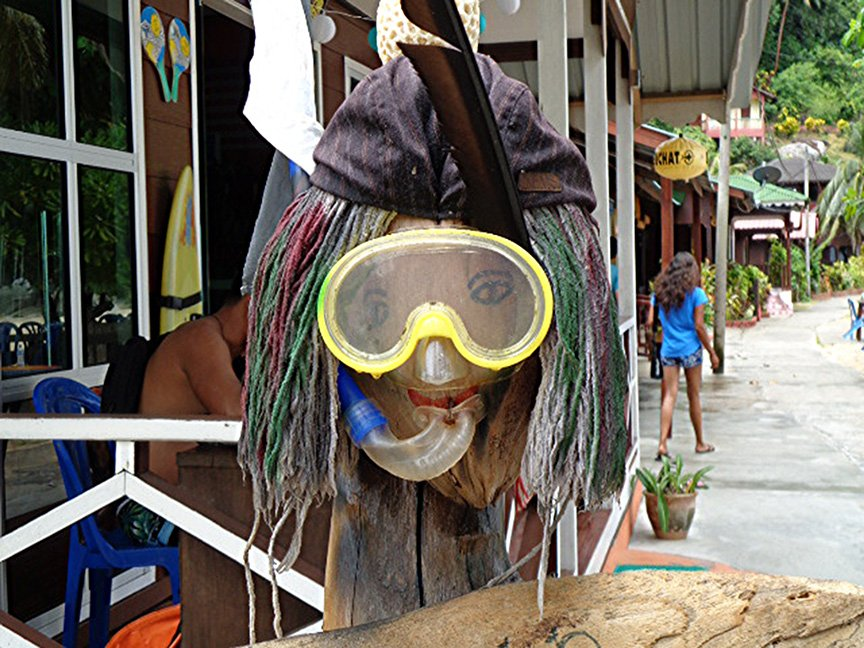 Diving is the big draw for Salang Tioman